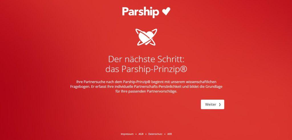 Parship prinzip