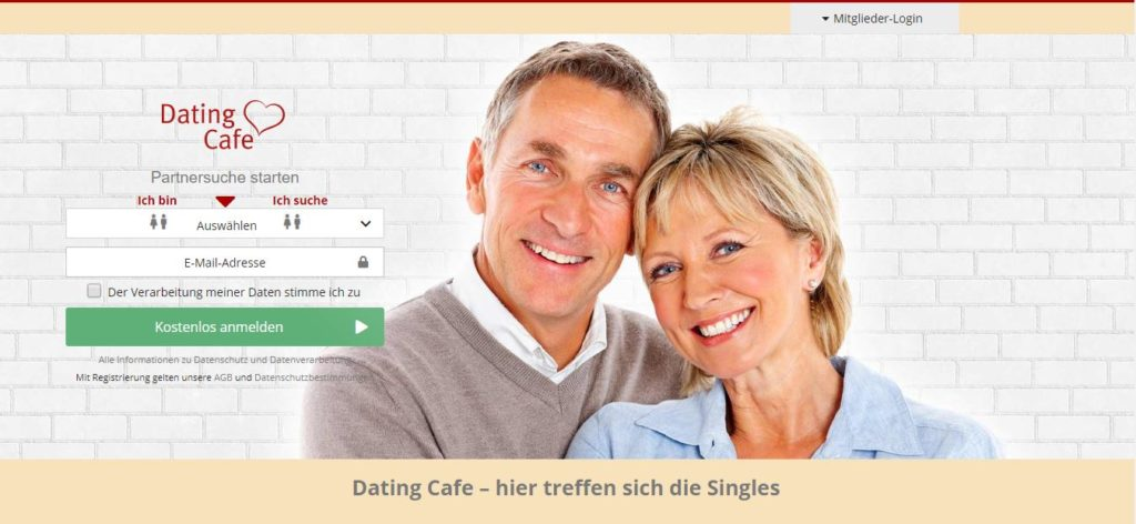 Datingcafe-start
