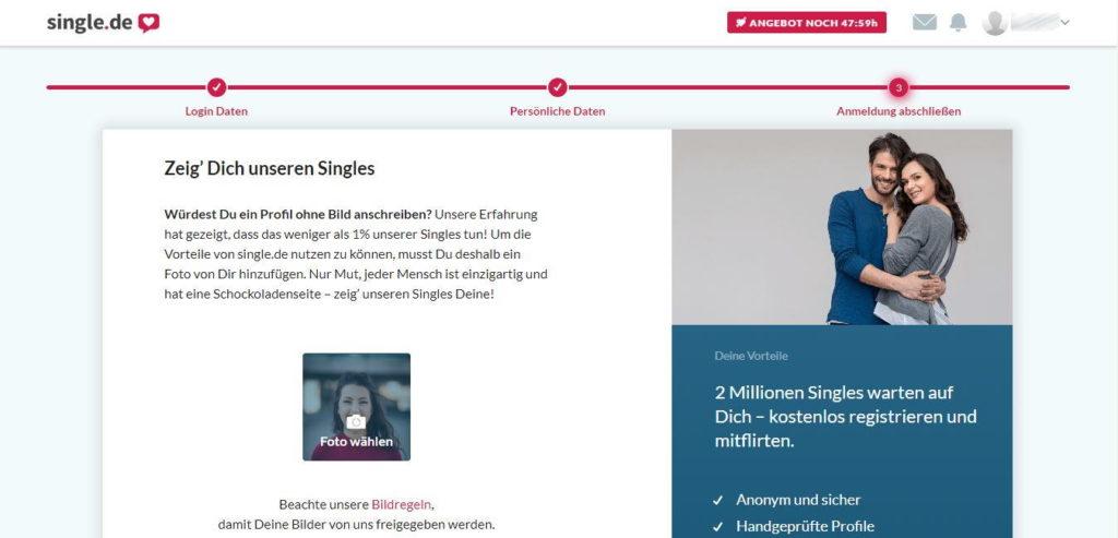 single.de-anmeldung