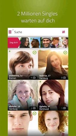 single.de-app