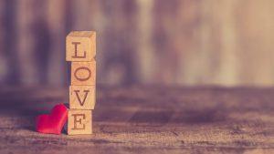 Wie lange dauert es sich zu verlieben